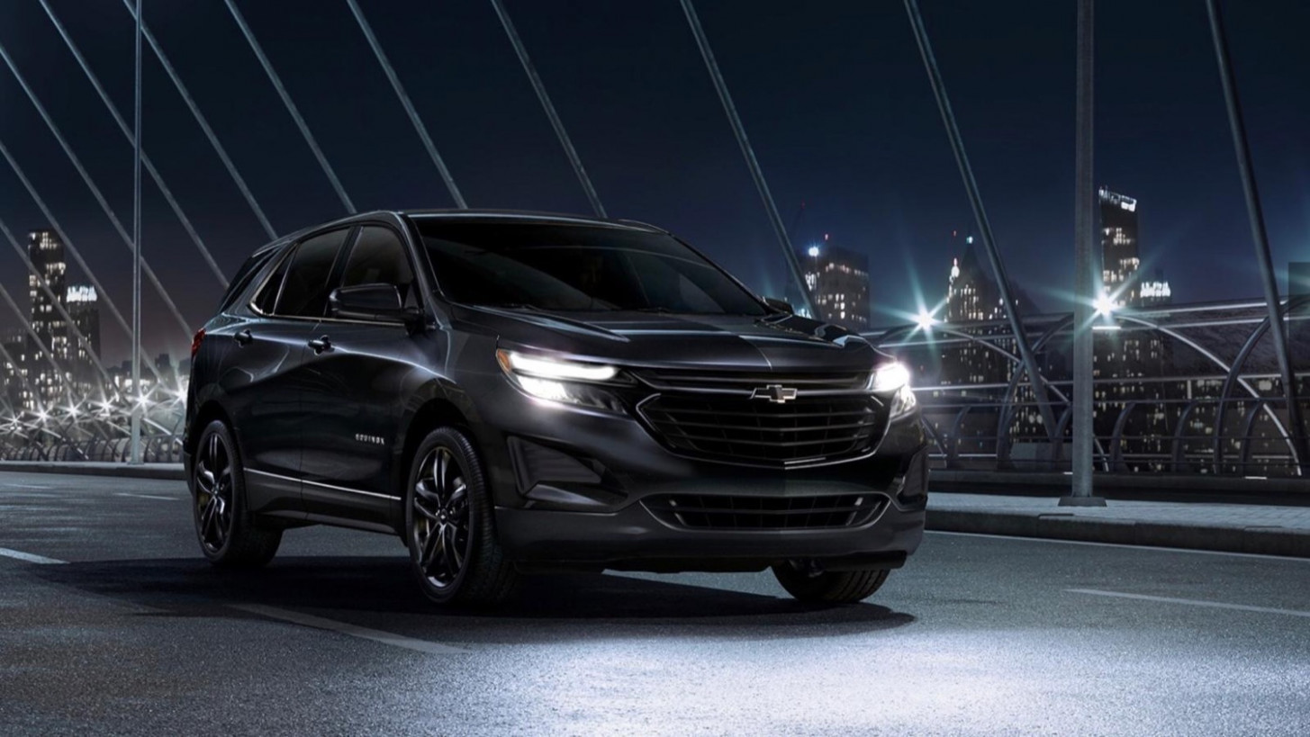 Review and Release date 2022 Chevrolet Equinox