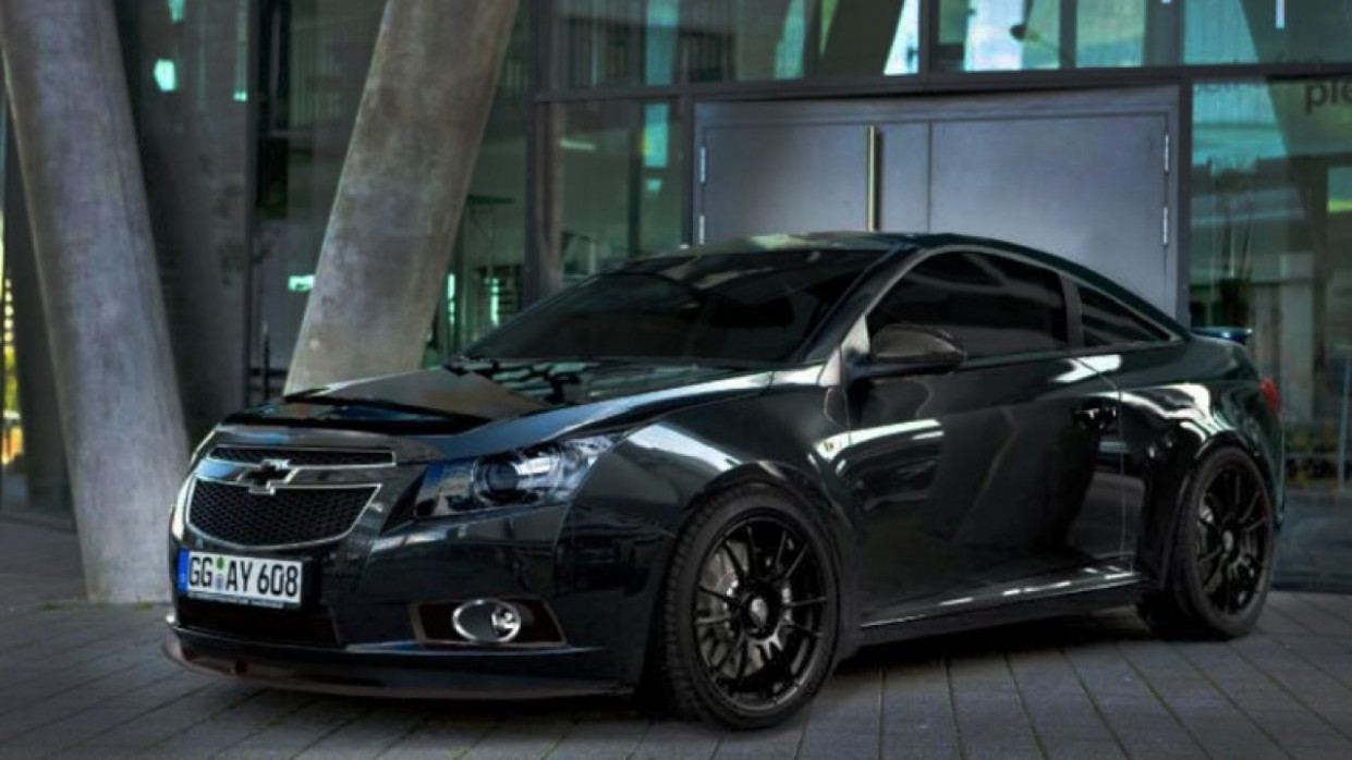 Redesign and Concept 2022 Chevy Cruze