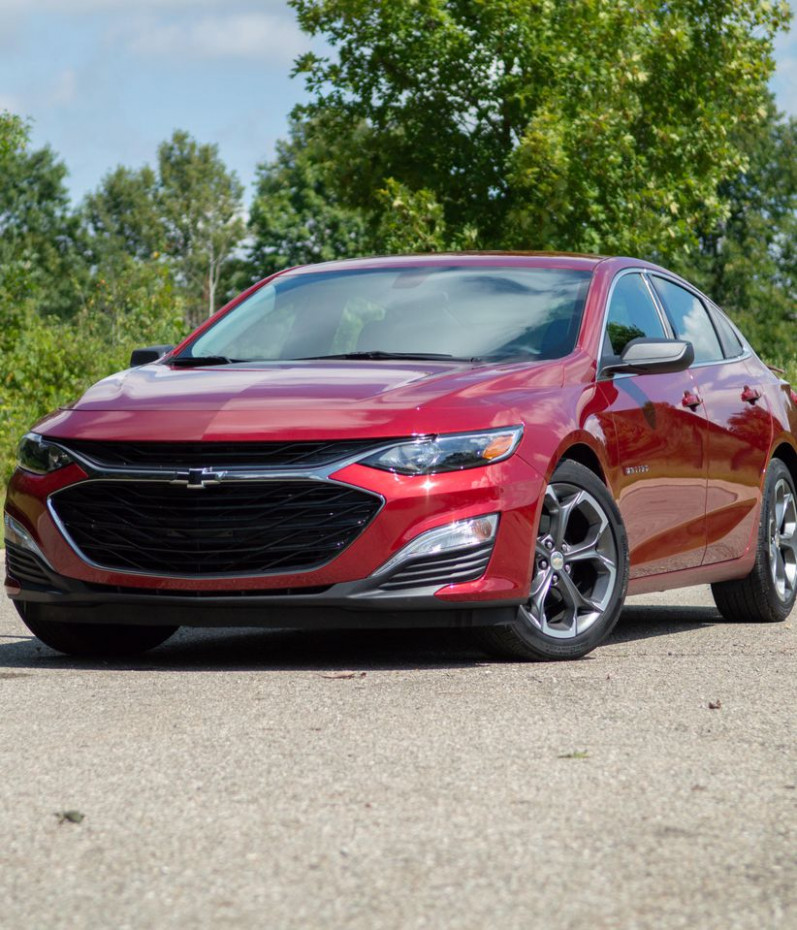 Picture 2022 Chevy Malibu Ss