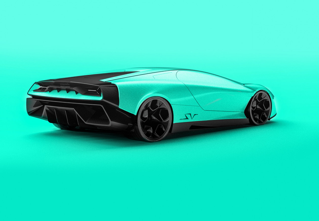 Redesign and Review 2022 Lamborghini Ankonian