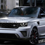 Wallpaper 2022 Land Rover Discovery Sport
