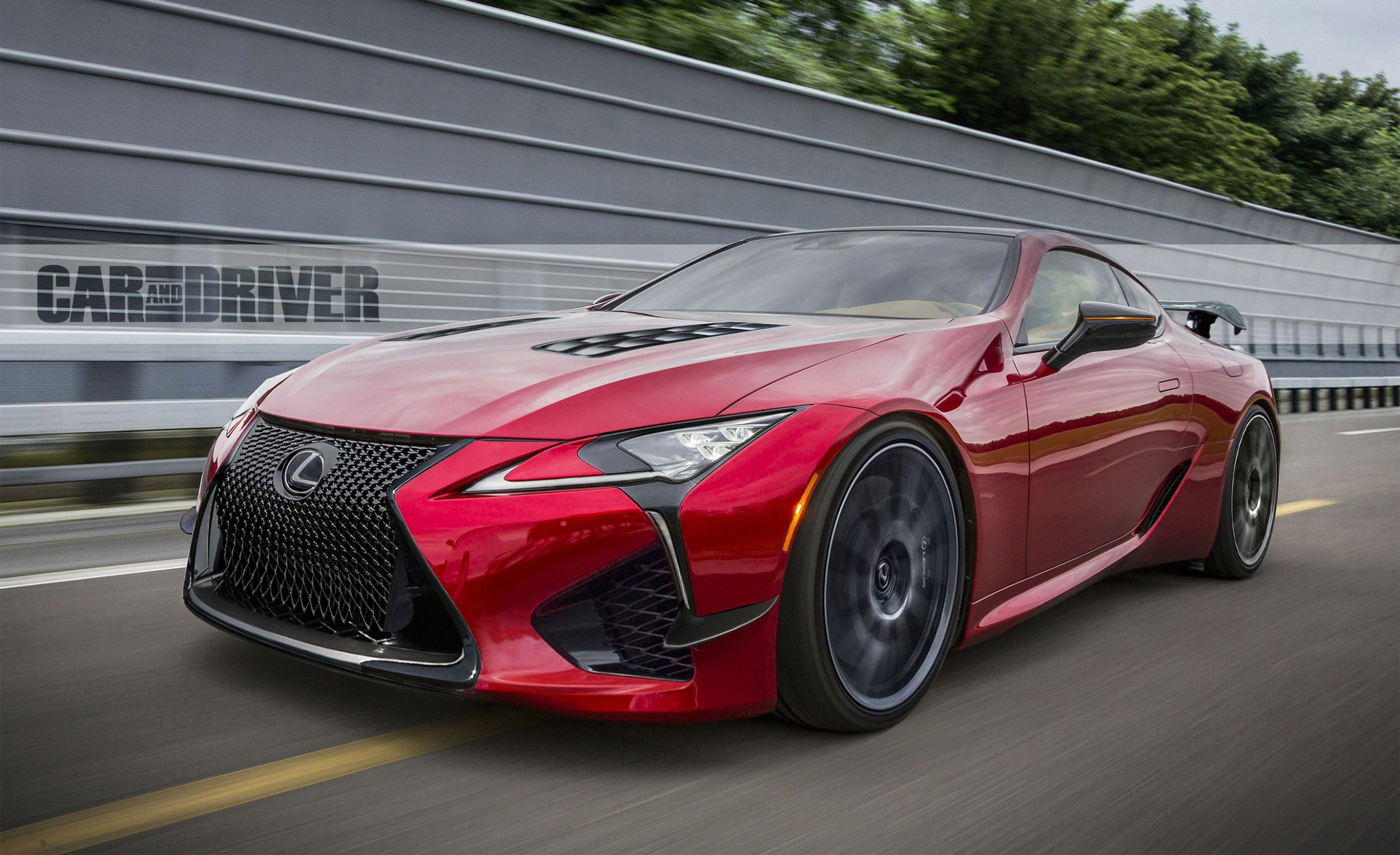Performance and New Engine 2022 Lexus Lf Lc