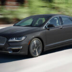 Exterior and Interior 2022 Lincoln MKZ