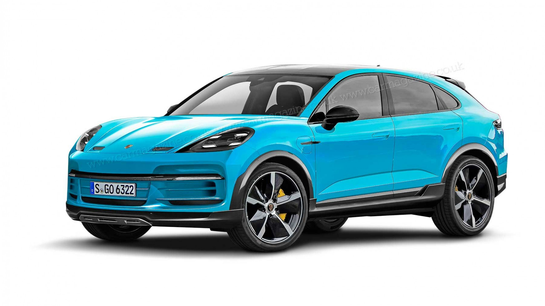 Exterior and Interior 2022 Porsche Macan Turbo