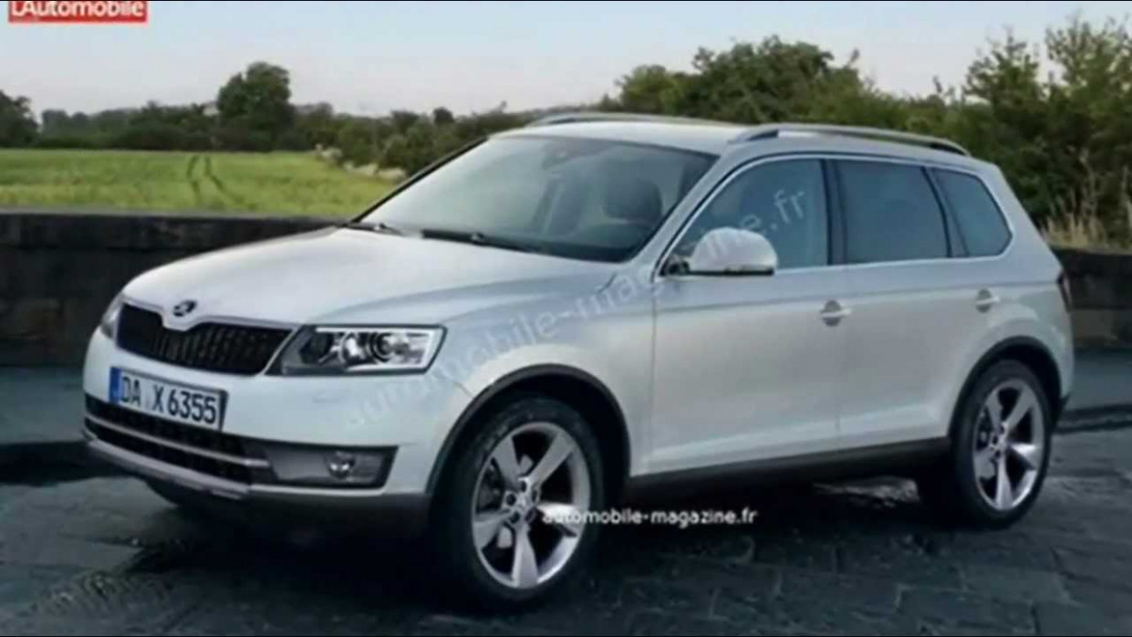 Picture 2022 Skoda Snowman Full Preview