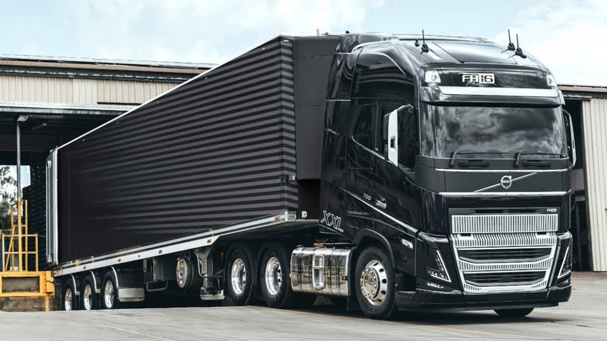 Speed Test 2022 Volvo Vnl 860 Globetrotter Xl
