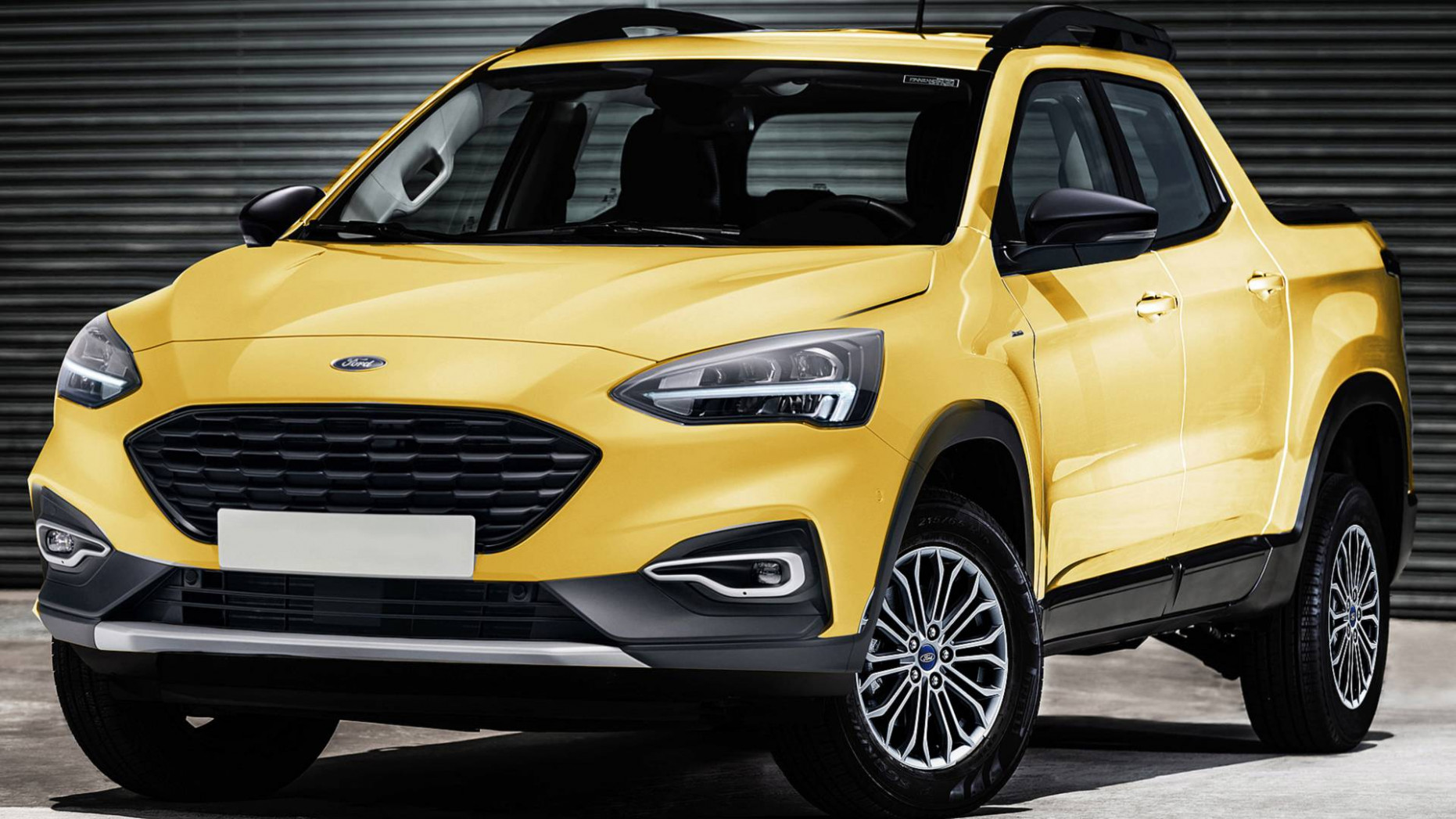 Price and Review Ford Courier 2022