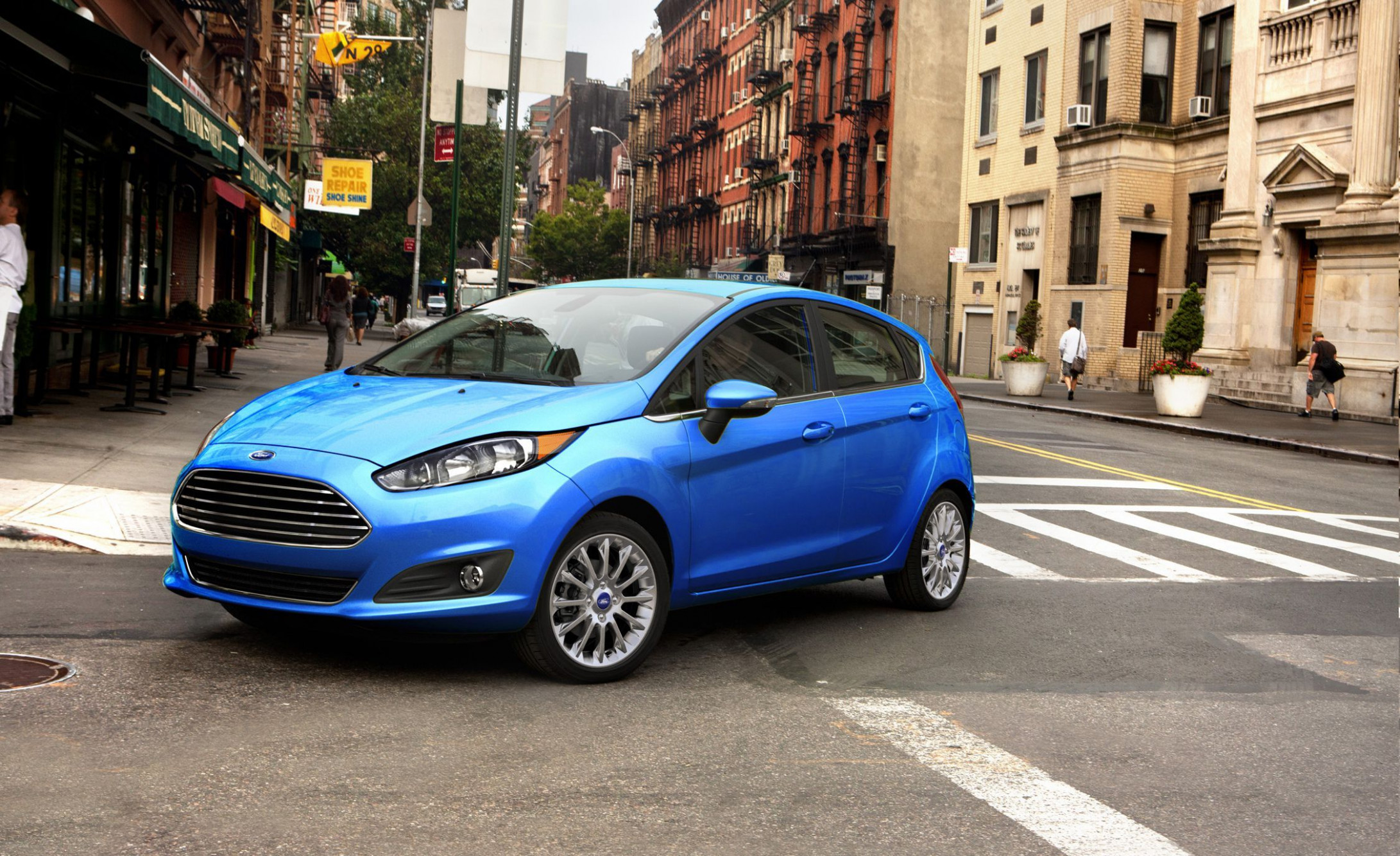 Rumors Ford Fiesta 2022