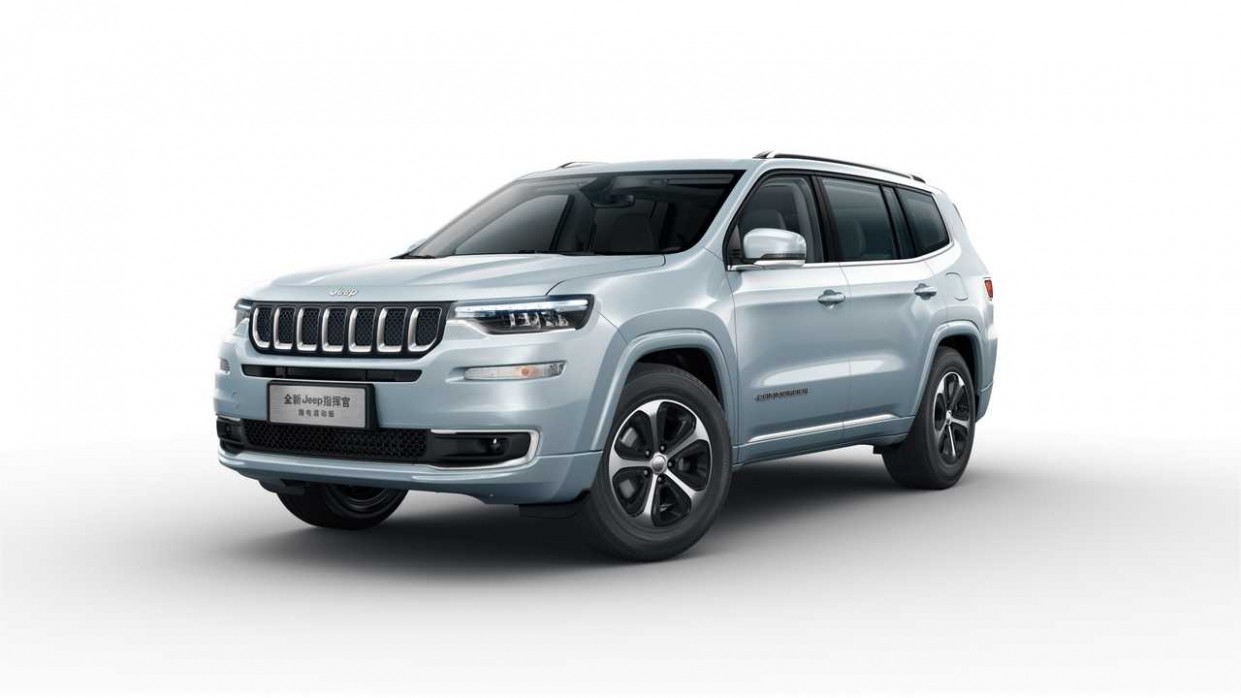 Redesign and Concept Jeep Commander 2022