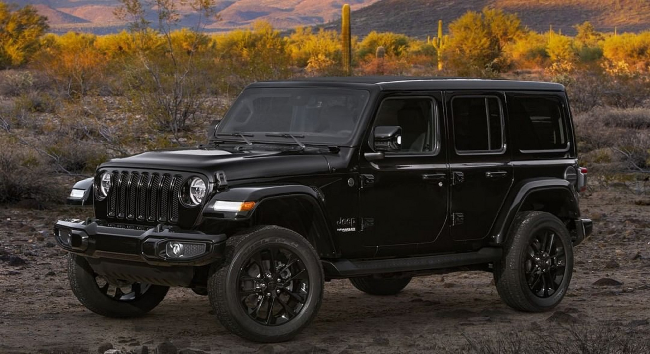 Picture Jeep Unlimited 2022