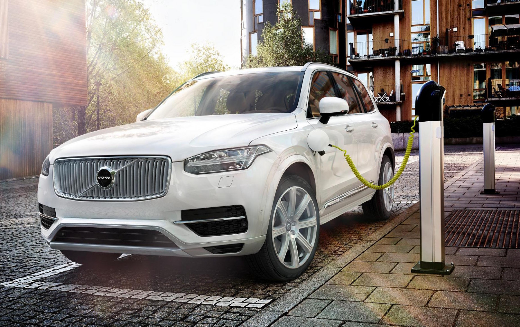 Research New Volvo Electric By 2022