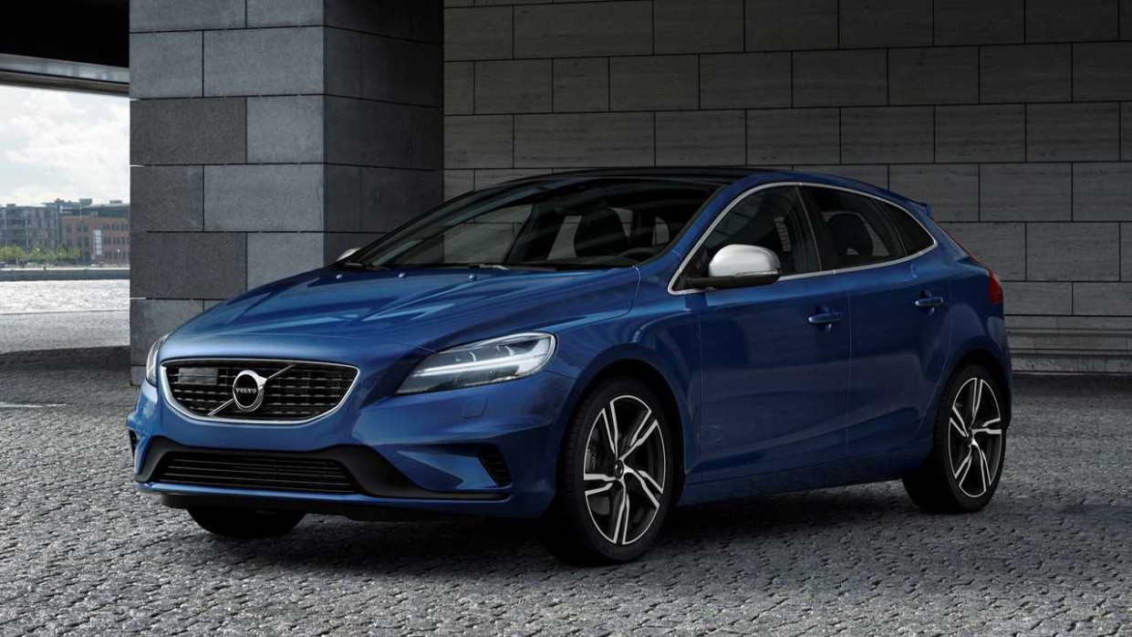 Specs and Review Volvo S40 2022