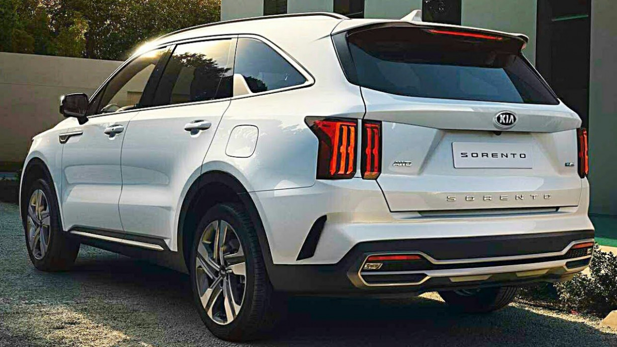 Photos When Does 2022 Kia Sorento Come Out